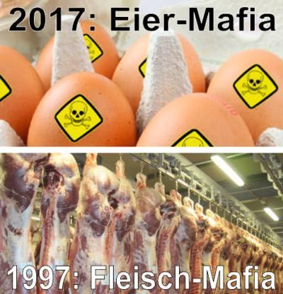 Lebensmittel-Mafia