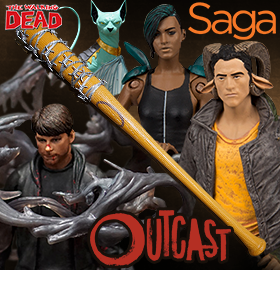 NEW SKYBOUND AND MCFARLANE SDCC EXCLUSIVES