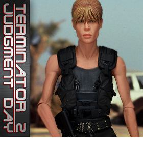 TERMINATOR 2 ULTIMATE SARA CONNOR