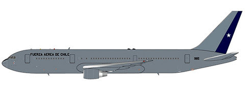 LH4166 | JC Wings 1:400 | Boeing 767-300er Chilian Air Force 985 | is due: August 2020