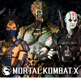 MORTAL KOMBAT X SERIES 02