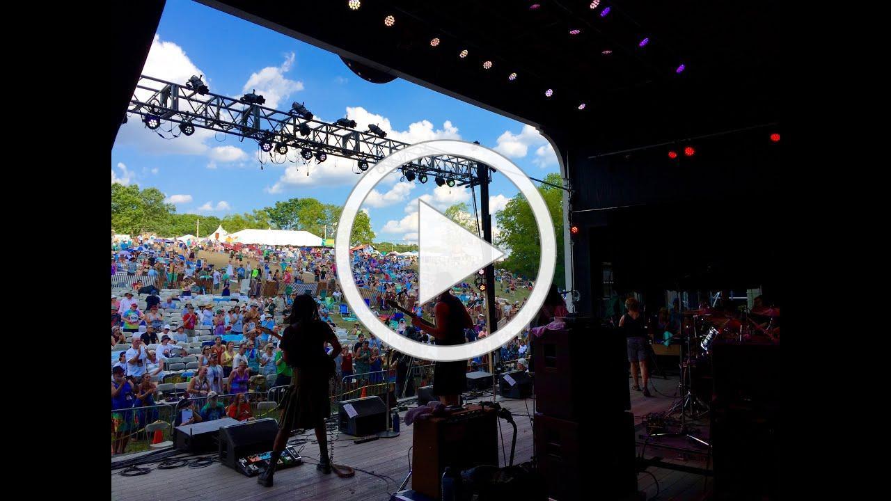 Tempest Live at The Philadelphia Folk Festival 2016