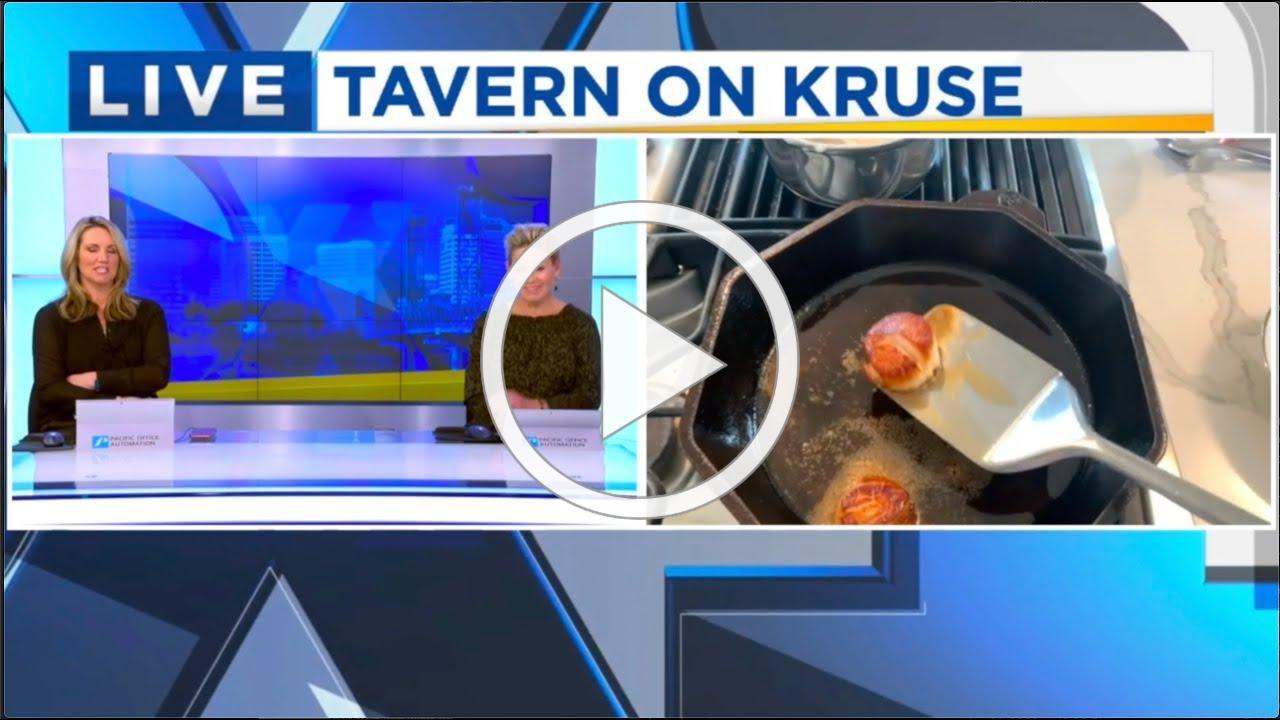 KPTV Coverage of Tavern on Kruse's Take-Out Program