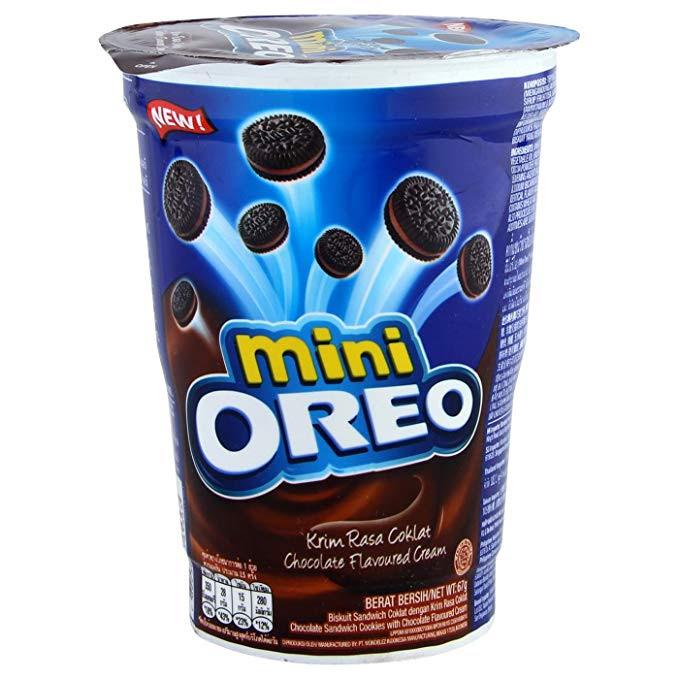 Oreo Minis 67g Chocolate