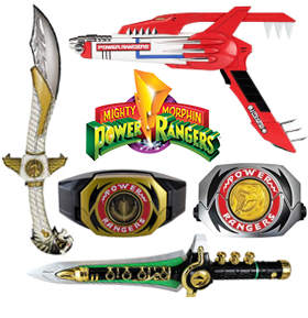 MIGHTY MORPHIN POWER RANGERS LEGACY RESTOCKS & MORE
