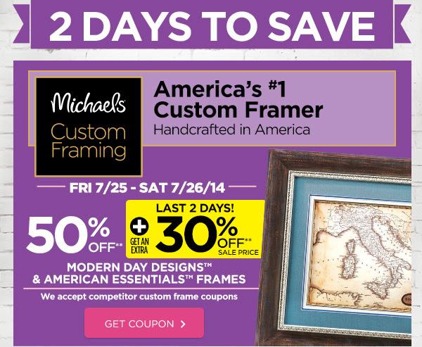 America's #1 Custom Framer