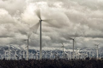 The World's Winds Are Speeding Up