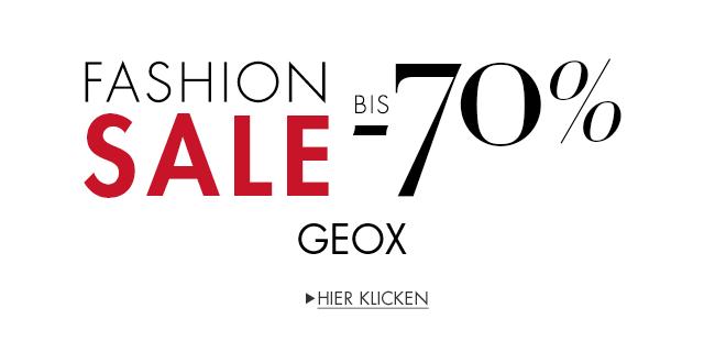 Geox Schuhe bis -70% im aktuellen Sale