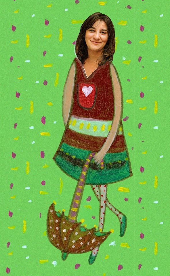 fairy joanna umbrella