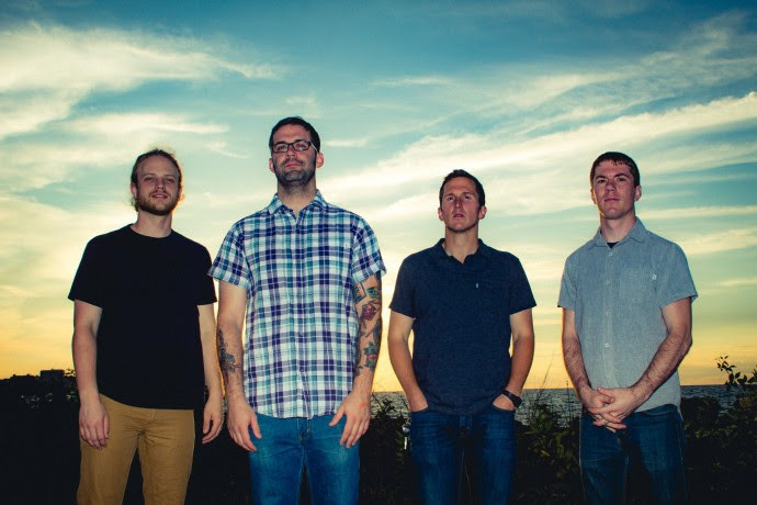 Light Years band 2016