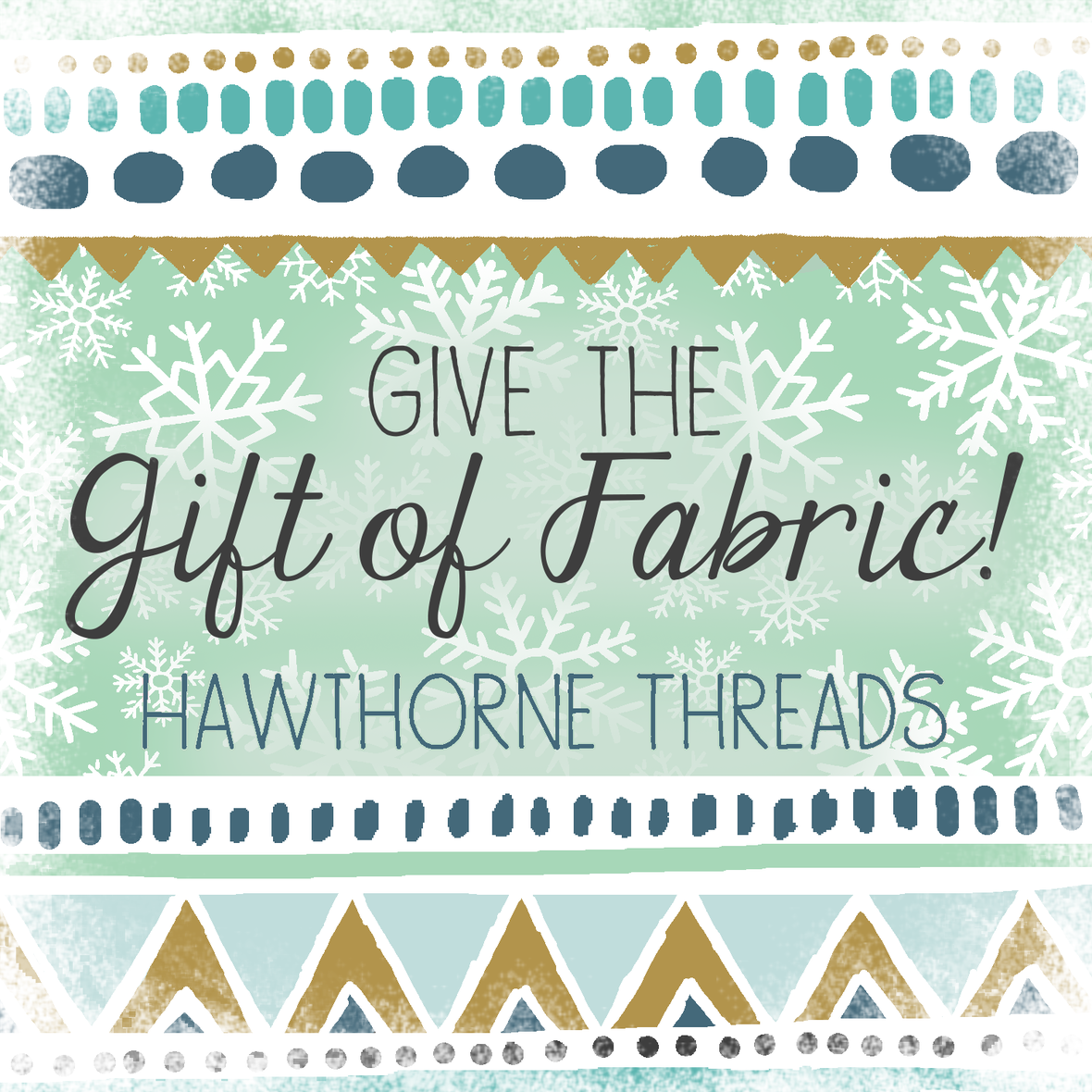 Hawthorne Gift Certificate 2017 with frosty border
