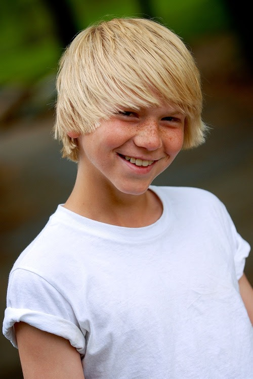 """project-ganymede: """"A fantastic, natural smile from a beautiful boy… """""""