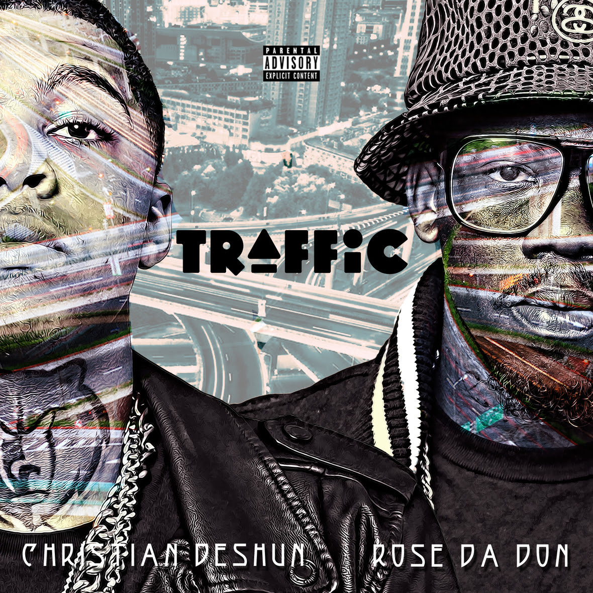 Kid Play - Traffic artwork