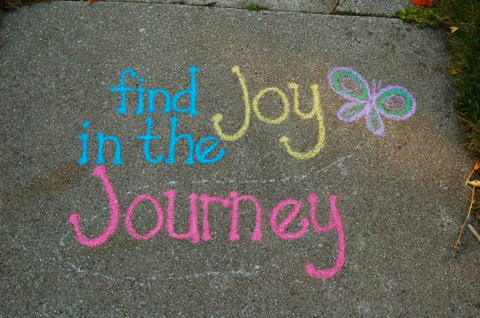 Sidewalk Chalk Project Inspiring The World One Quote At A Time ...