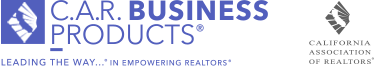 C.A.R. Business Products. Leading the way in Empowering REALTORS.