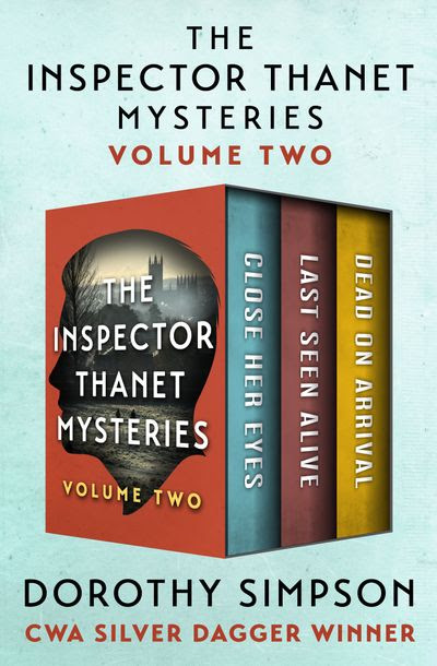 The Inspector Thanet Mysteries Volume Two