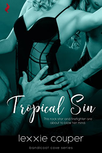 Cover for 'Tropical Sin'