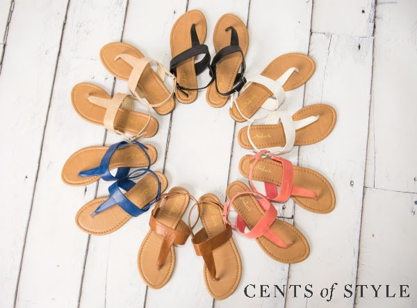 IMAGE: Sandal Sale Starting at $12.95 & FREE SHIPPING