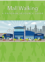 Mall Walking Resource Guide cover art