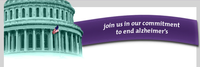 Join us in the fight to end Alzheimer's