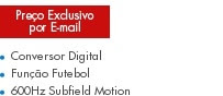 Conversor Digital Função Futebol 600Hz Subfield Motion