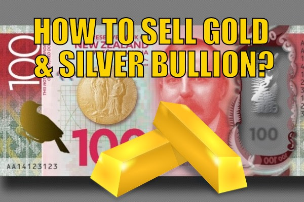 How to sell gold & silver