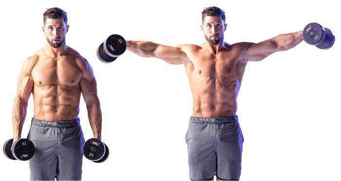 5 Ways to Spice Up Your Lateral Raises | Fitness Together - Basking Ridge