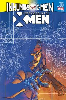 Extraordinary X-Men #18