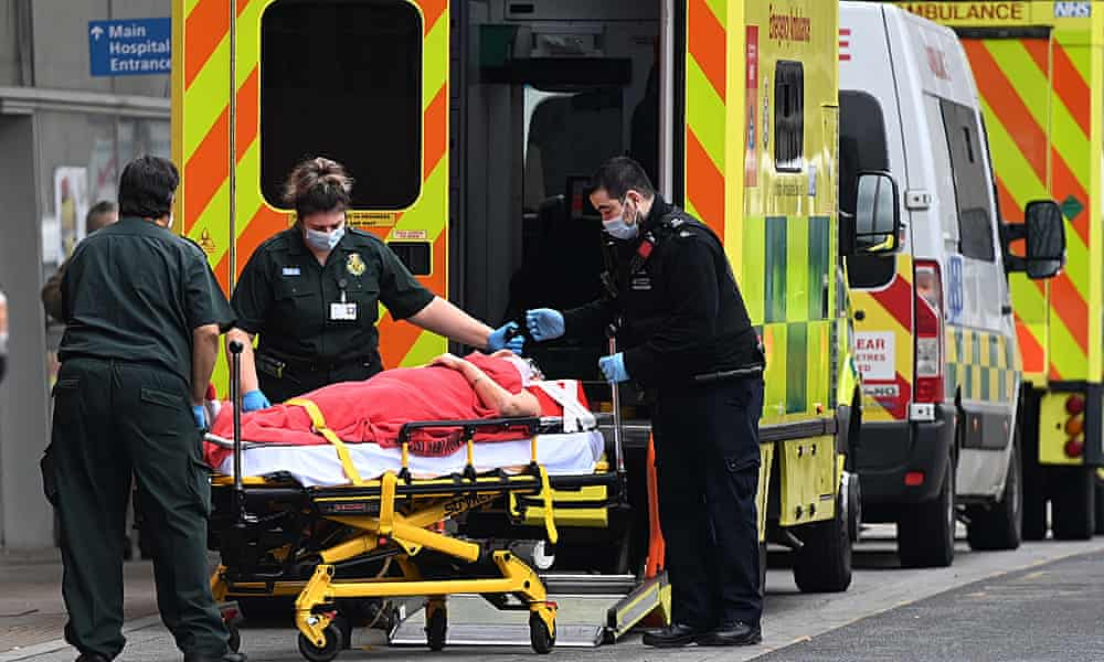 Surge testing starts in Worcestershire after South African variant detected; Russia reports 16,627 cases