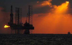petroleo extraccion plataforma