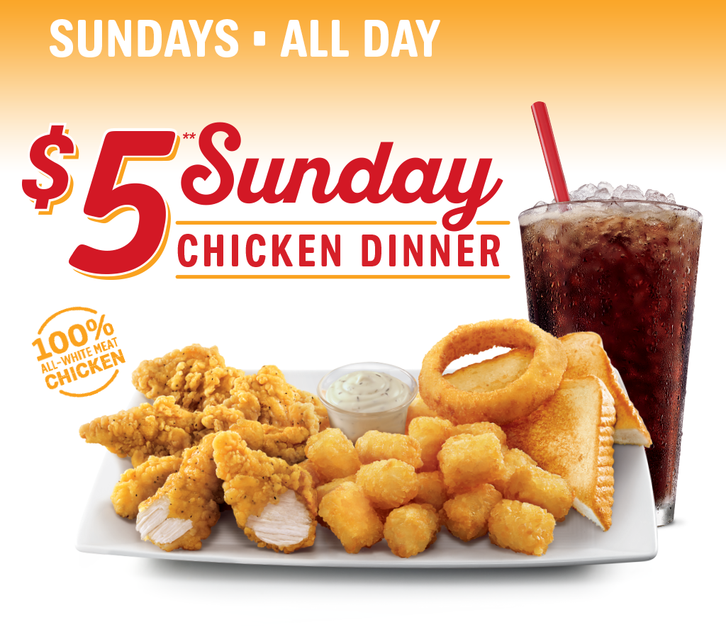 Deal Days $5 SCD