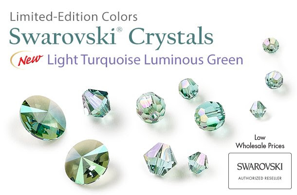 New Swarovski Crystals