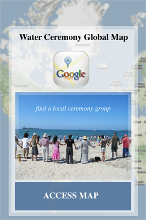 Image: Water Ceremony Global Map