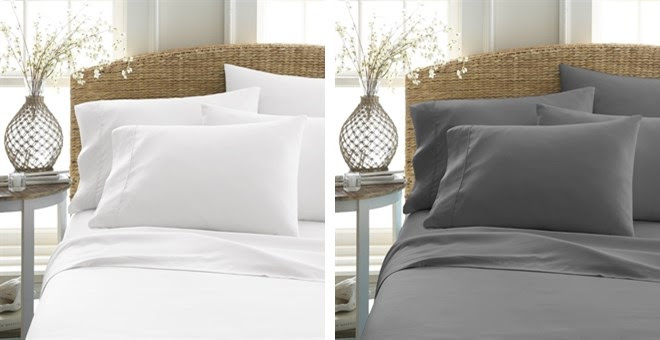 Becky Cameron 1800 Soft 6 Piece Sheet Set
