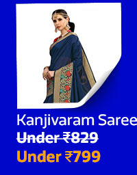 Kanjivaram Sarees under Rs.799