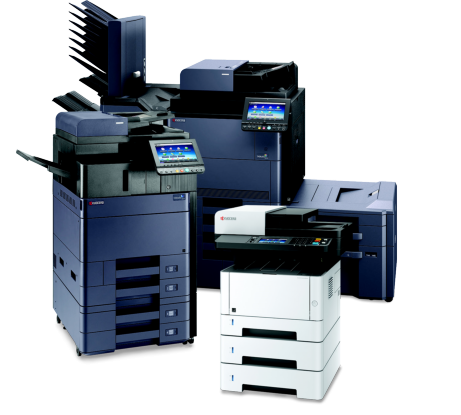 Dispositivos Kyocera Document Solutions