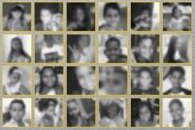 100 crianças baleadas em cinco anos de guerra contra a infância no RJ