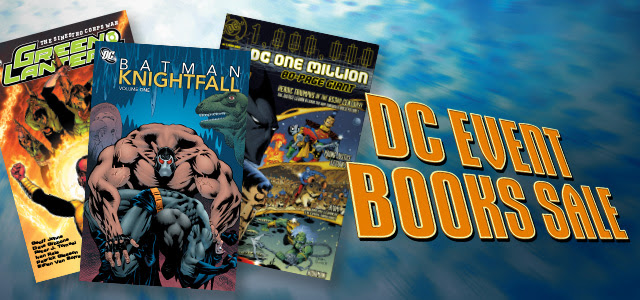 DC Event Books digital sale