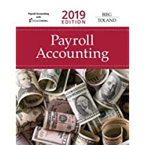 Payroll Accounting 2019 (with CengageNOWv2, 1 term Printed Access Card)
