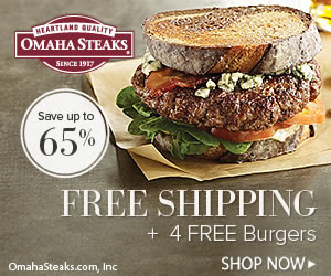 Omaha Steaks - Delicious Food For You!