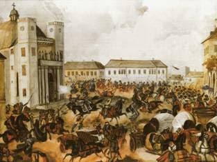1849. július 17-i váci csata