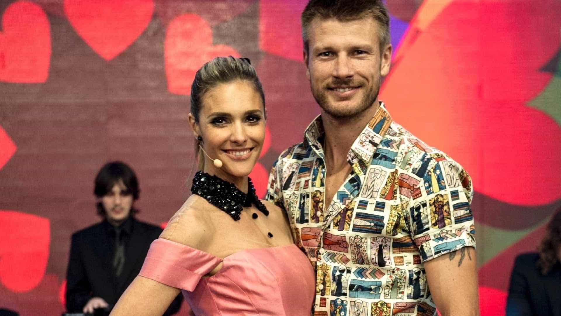 Rodrigo Hilbert diz que precisou passar por término com Fernanda Lima no passado