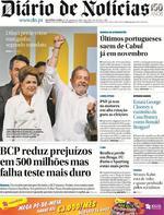 Ver capa Diário de Notícias