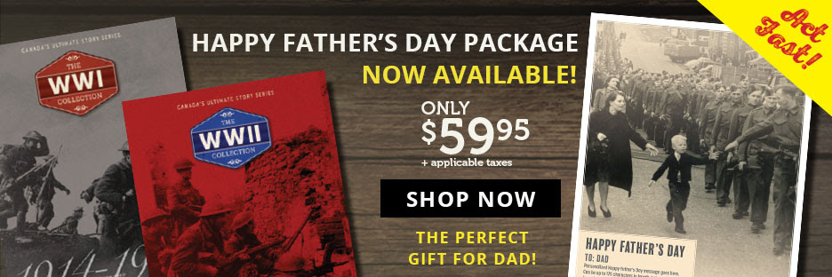 Happy Father's Day Package!
