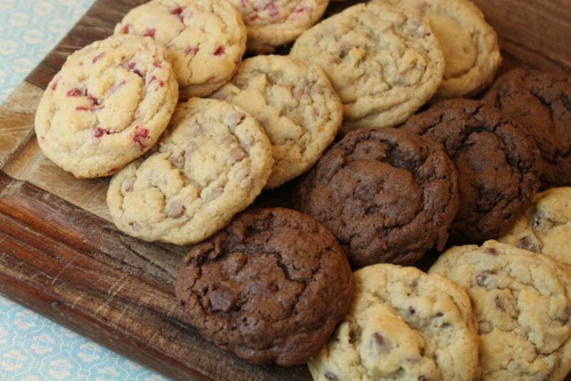 soft pudding cookies