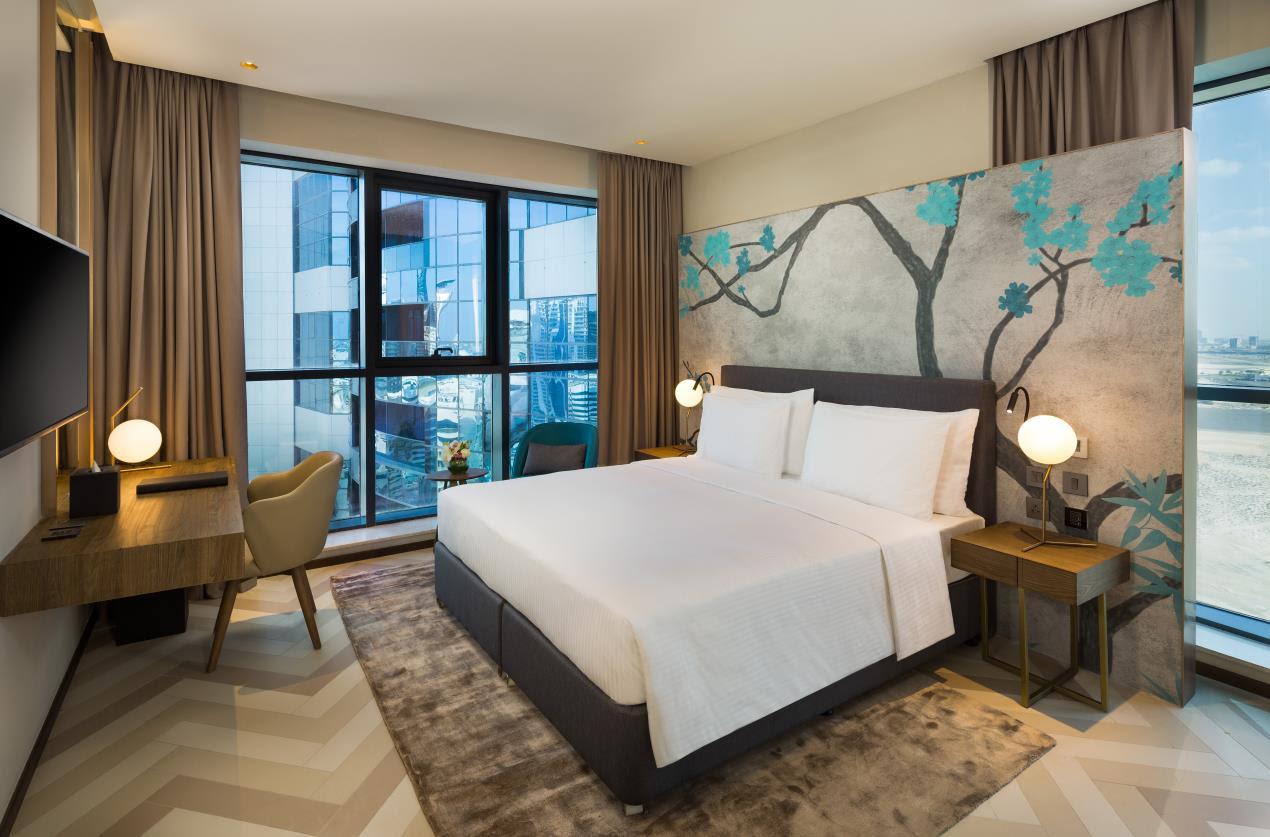 MPBH - Deluxe One Bedroom Apartment - Interior 3
