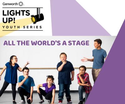 Genworth Lights Up! Youth Series – RichmondVATheater com