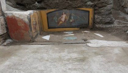 Recently Uncovered Thermopolium Reminds Us That Romans Loved Fast Food As Much As We Do image