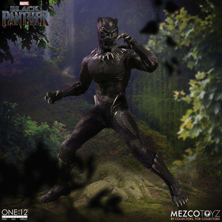 Image of One:12 Collective Marvel - Black Panther