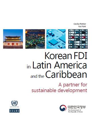 Korean FDI in Latin America and the Caribbean